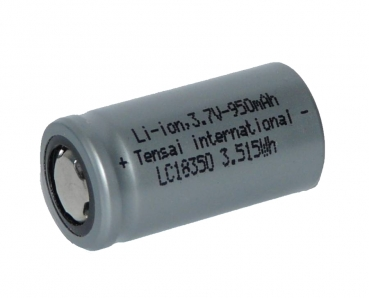 Tensai LC18350 Li-Ion 3,7V 950mAh (flat Top)