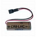 FDK / FUJI CR8-LHC Lithium Batterie mit Stecker